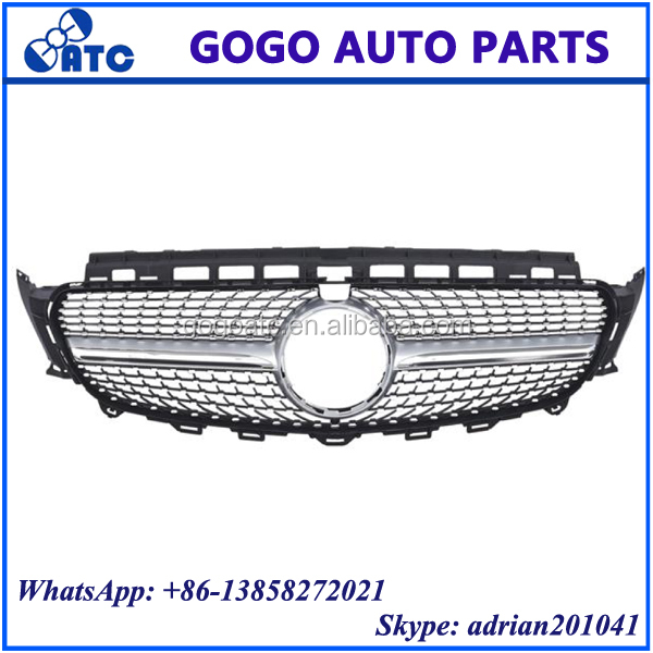 FOR BENZE-CLASS W213 STAR GRILLE