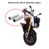 Motorcycle Rear Shock Absorber Aluminum Tube Pipe 7075