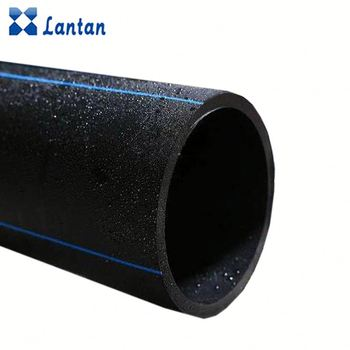 Hot sales best price 1.25Mpa HDPE pipe PE underground water supply pipe