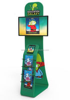 Free Standing iPad & LCD Fabric Banner Stand