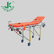 YJK-A-3 folding automatic loading ambulance stretcher for rescue