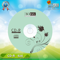 High Quality Blank Cd R 700mb