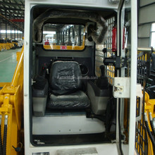 electric skid steer loader JC70 for hot sale ( bucket capacity 0.5m3, loading capacity 1000kgs)