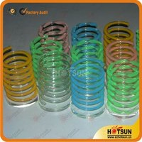 clear acrylic combination box for pen and other stationery with sticker china direct factory