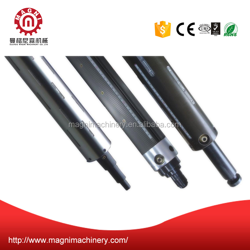 "MAGNI Professional Supply 4"" Air Winding Shaft For Paper Machine"