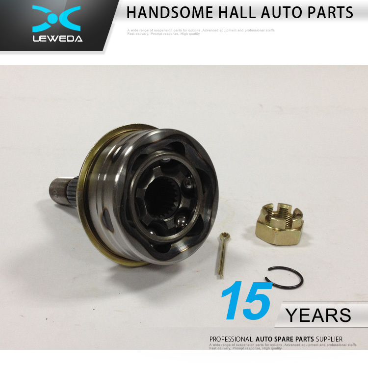 TOYOTA Outer CV Joint Components Low CV Joint Price TO-1-004 for TOYOTA Starlet EP70 EP71