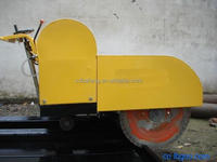 Portable concrete cutter road machine /Concrete cutting sawing machine