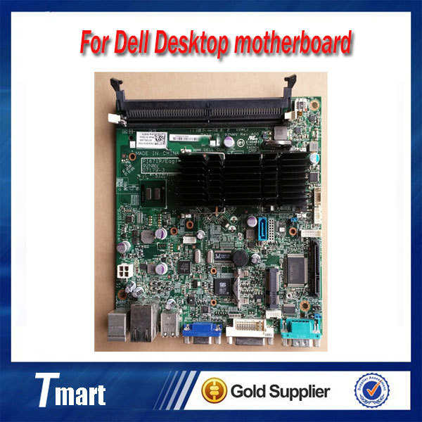 For DELL Optiplex 160 Processor CPU Atom 330 Desktop Motherboard H7TGR PN:92NWV PI671R/Eagle