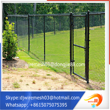 2x4 6ft 8ft 10f black green vinyl coated welded wire mesh fence 5x5 attractive appearance