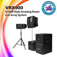 Live show pro audio, professional line array plywood cabinet VRX932LAP