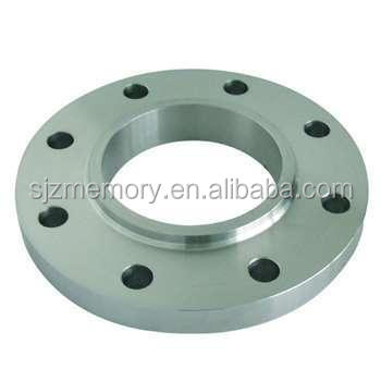 35usd pirce per kg for CNC machining ASTM Gr2 forged titanium <strong>flange</strong>