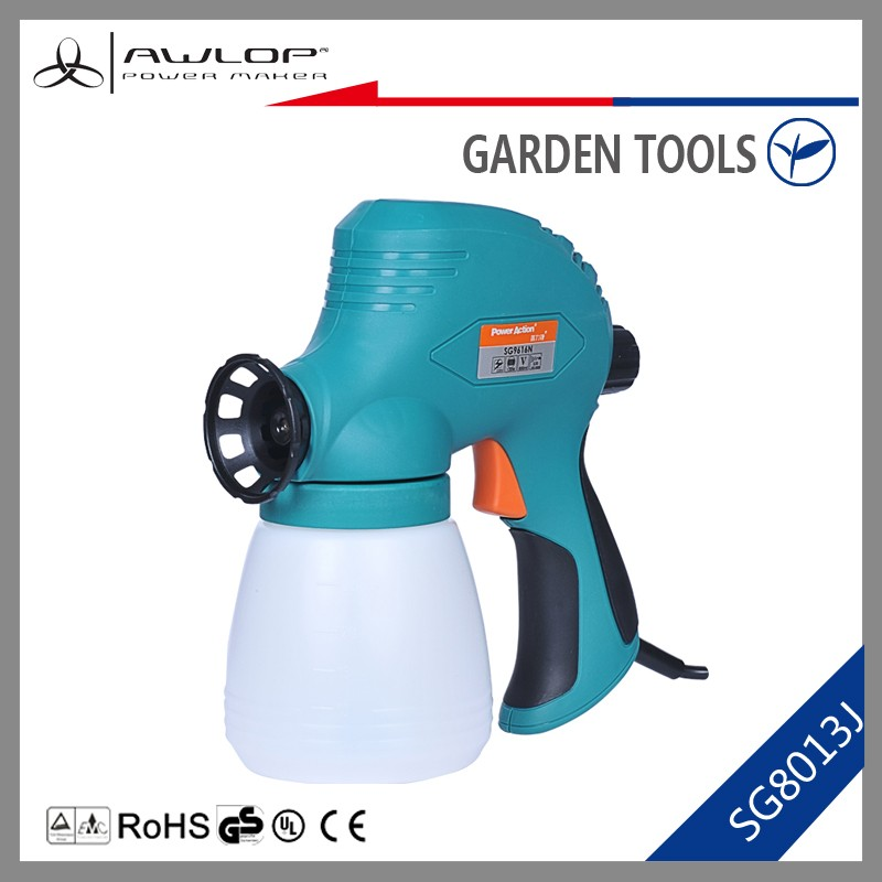 Power hot melt glue spray gun For Oem