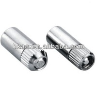 China ISO plastic cabinet self support,metal furniture shelf support pins G5520 supplier