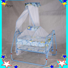 Promotion baby bedding set 100% cotton crib kids cot bedside sleeper crib large baby bassinet for a boy Multi Layer Toys Diaper