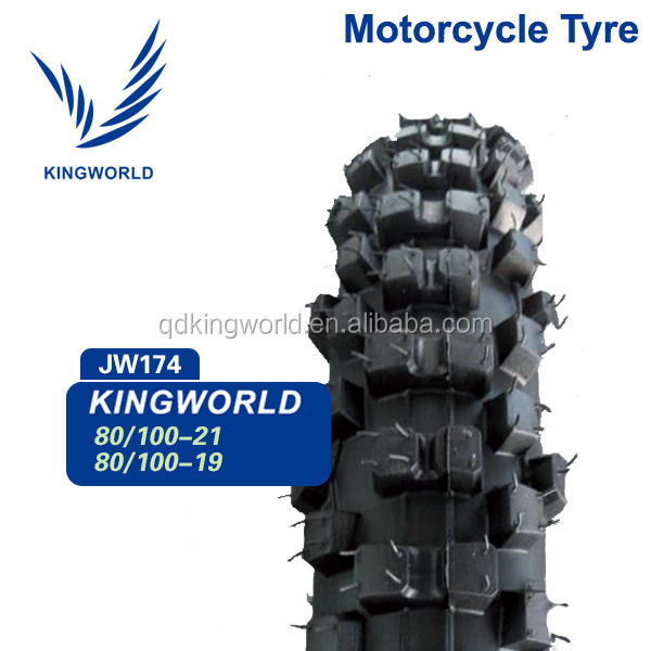 Motorcycle Enduro Tire 110/90-18 100/90-19