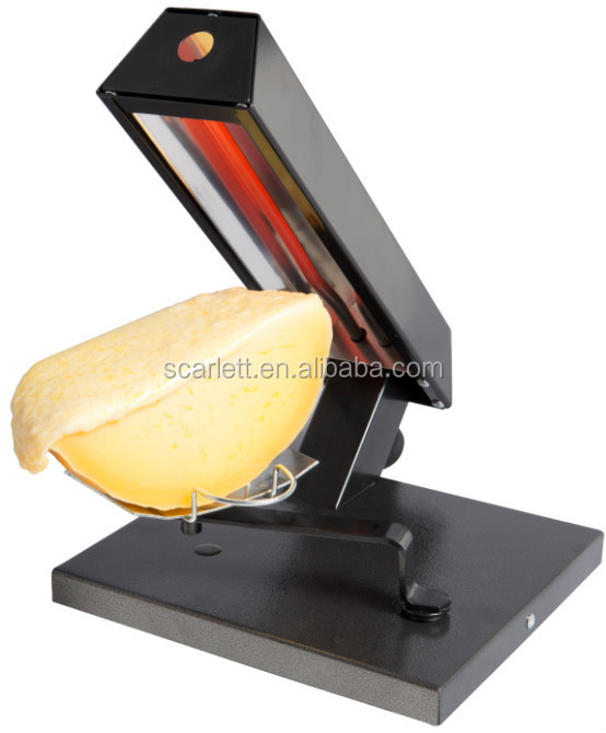 500w raclette grill traditional melt cheese maker swiss raclette cheese swiss cheese melt. Black Bedroom Furniture Sets. Home Design Ideas