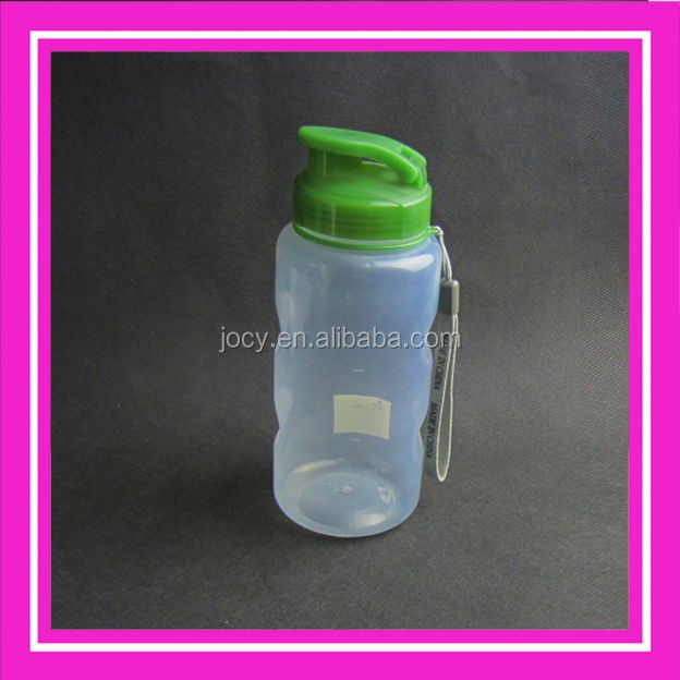 2014 new style 250ml plastic shaker bottle