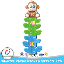 2017 New arrival educational monkey child growth chart