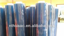2012 hot sales flexible transparent PVC sheet /film rolls