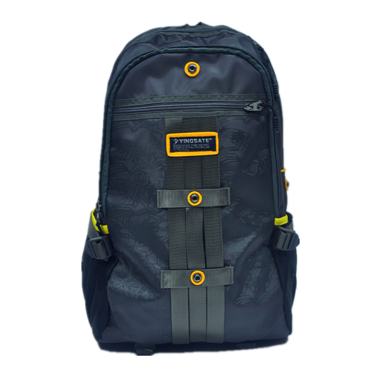New made in China's manufacturer and factory nylon camping 50l custom waterproof backpack hiking