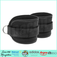 Velcro Ankle straps for crossfit