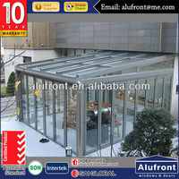 Aluminum Glass Sunroom,Aluminium Glass House