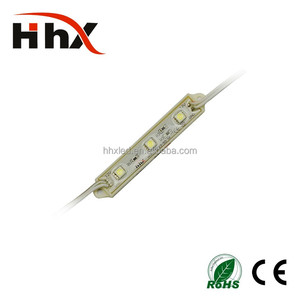 Hot sale led backlight module 3 chips 5050 led smd module 12v for light box