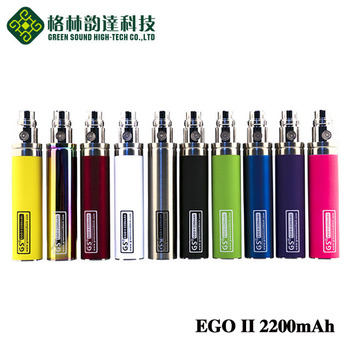 wholesale best colourful battery e cigarette ego battery ego vapor battery