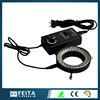 FT-851C professional illumination led / microscope LED ring light