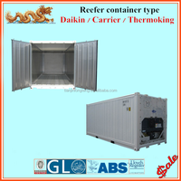 20ft 40ft new refrigerated shipping containers for sale