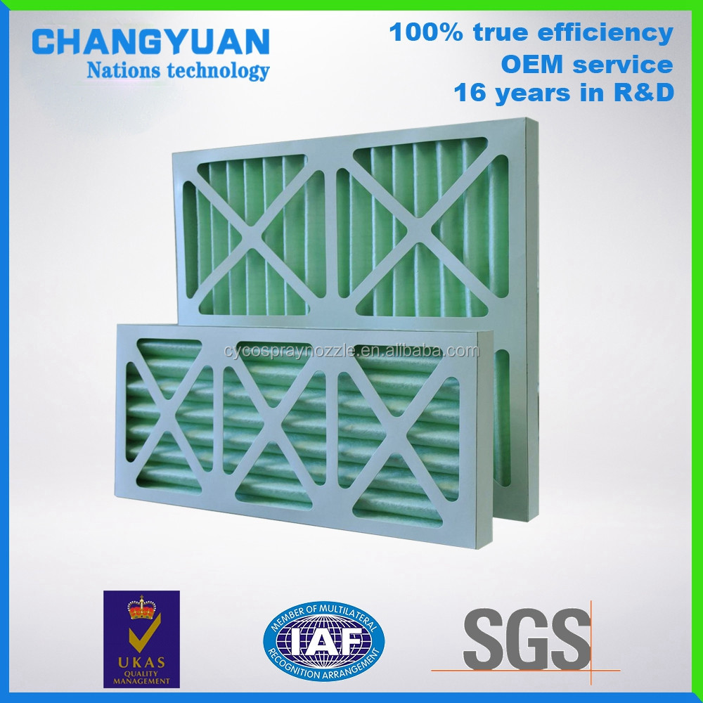 Primary Pre Filter For Auto Industry,5um Air Filter , Industry Air Filter