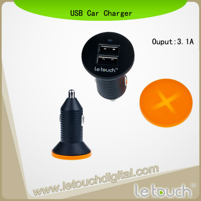 Creative 2 USB 3.1A Car Charger