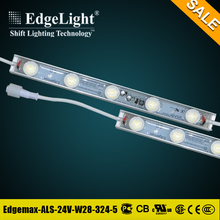 Edgelight outdoor waterproof illume led strip lighting for holiday lighting from Shanghai Manufacturer