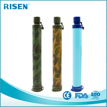 Water filter purifier/Personal Water purifier pen/life Filter Straw