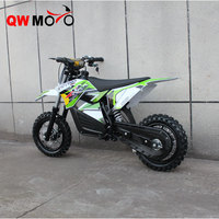 2017Newest Made in China 500W Outdoor E-Cross electric dirt bike/cross bike
