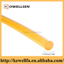 Hotmelt glue stick, 7MM/11MM hot melt glue stick optional