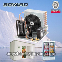 R404A small cooling unit for Ice Cream Fridge Commercial Deep Freezer Mini Freezer cold storage room