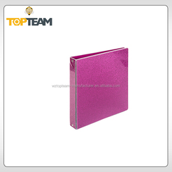 Chinese Manufacturer A4 decorative 3 ring binders