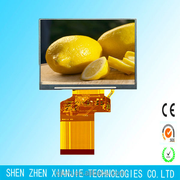 lcd display 5 inch qhd ips lcd capacitive multi touch screen