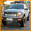 Wholesale High Power 17'' 108w aurora led offroad light bar For harvesters off-road vehicles