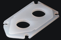 Custom all kinds of high tempreature/heat resistat silicone rubber products/parts