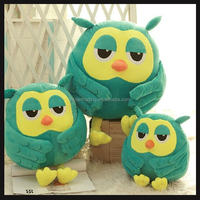 giant size stuffed owl plush toys wholesale super soft cushion