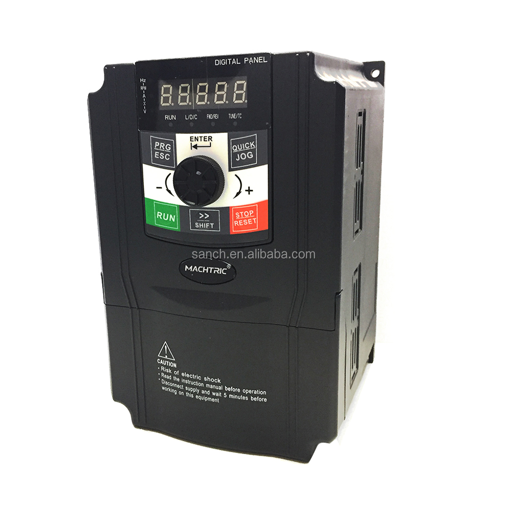 Power Saving High Voltage Frequency Inverter 60hz 380V 220V With CE
