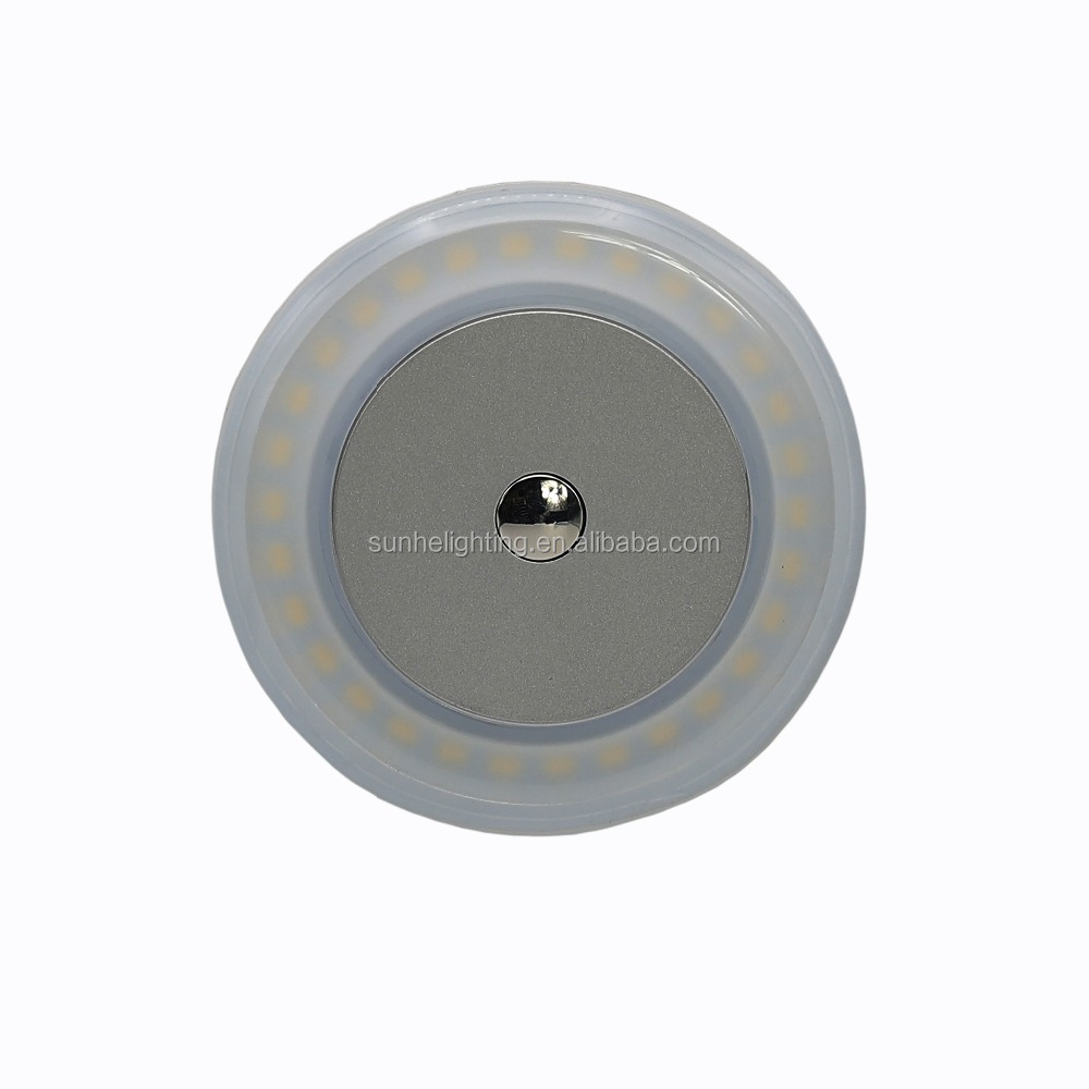 LED dome ceiling light for Marine use 3W 12V touch dimmer for yacht, boat lamp