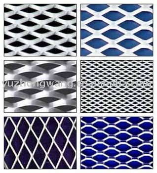 aluminum expanded metal mesh (Anping factory)