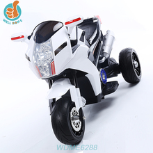WDME6288 Wholesale Baby Kids Ride On Quad Electric Motorcycle Model For Game