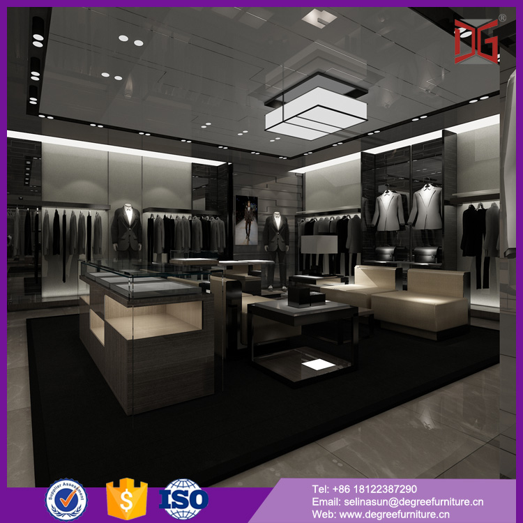 Modern High Quality Textile Shop Furniture