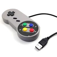 Classical Controller For SNES Super Nintendo Game Controller, snes usb controller gamepad