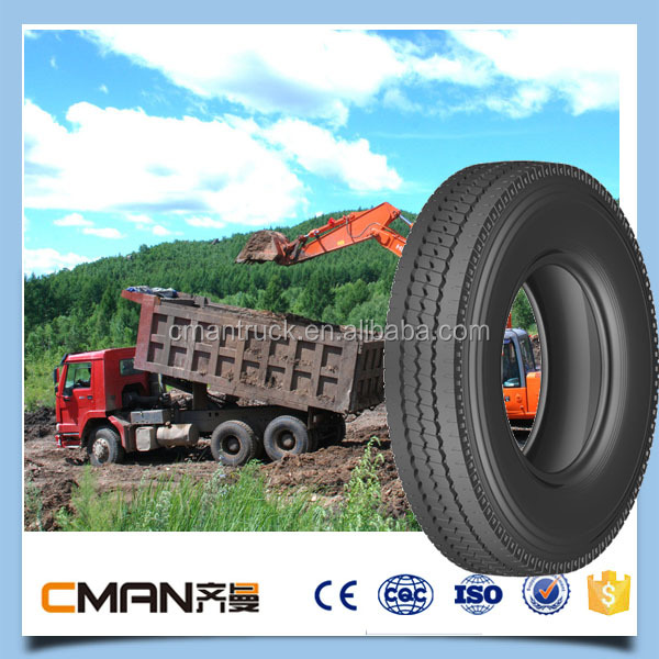 China off road big radial 12.00R20 truck tire for sale