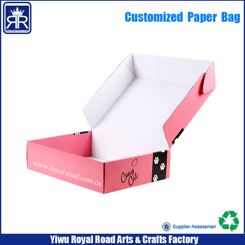 17071607 White board paper bag printing